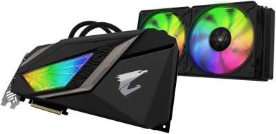 Gigabyte выпустила видеокарту Aorus GeForce RTX 2080 Ti Xtreme WaterForce
